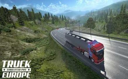 Truck Simulator PRO Europe 1.2 Apk + Mod