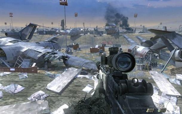 Fakta Merinding di Game, Call of Duty!
